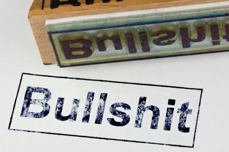 bullshit: Stamp Bullshit
