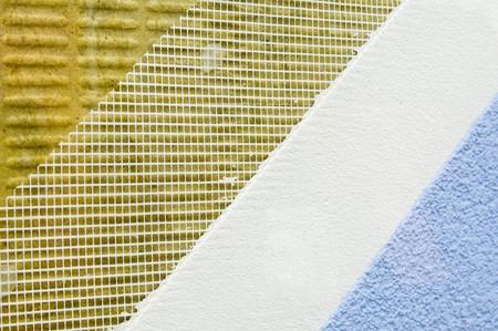 Plastering of a facade Stock Photo - 7584547