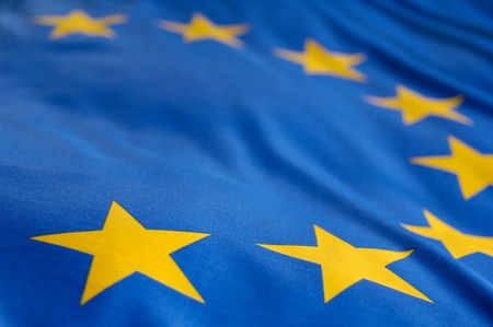 european people: Europaflagge