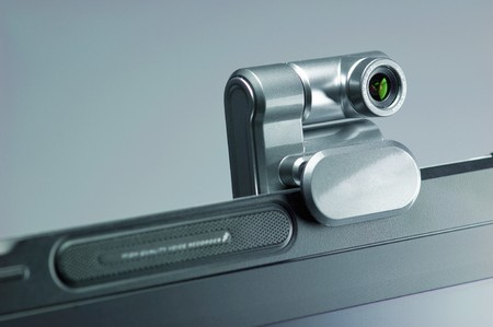 Webcam auf Monitor photo