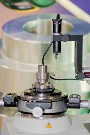 industrie: Formmessgerät Form measuring instrument