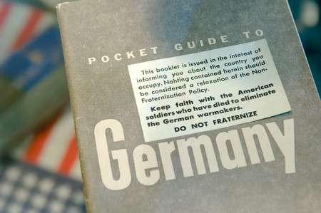 conspire: Pocket guide to Germany for US-soldiers in WW II