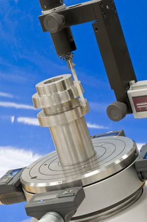 Form measuring instrument Stock Photo - 8060414