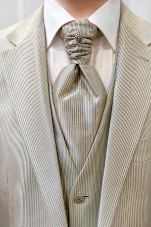 Wedding suit Archivio Fotografico