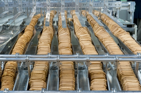 feldolgozás: Gyártása keksz