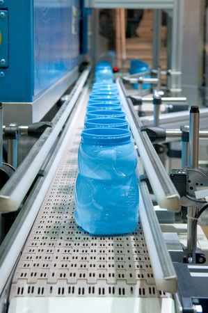 Bottling plant Stock Photo - 11000276