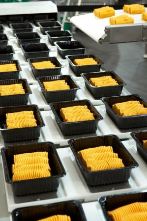 feldolgozás: az élelmiszer-termelés