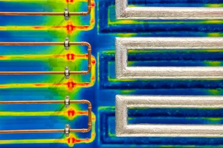 Energy savings Standard-Bild