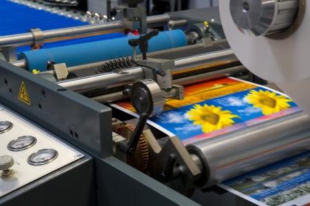 impresion: Máquina de impresión