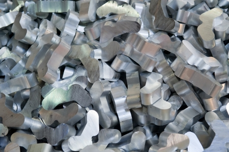Aluminum recycling Stock Photo - 16032408