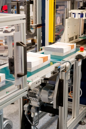 Printing machine photo