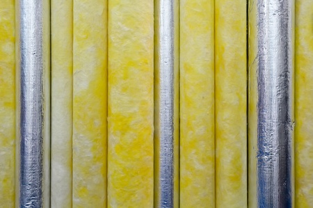 rockwool: Thermal insulation
