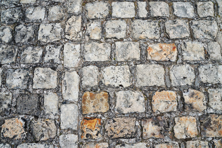 Ancient pavement photo