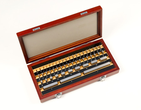 standardization: Gauge block set