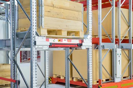 forwarder: Warehouse