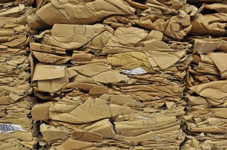 reciclaje de papel: Reciclaje de papel Foto de archivo