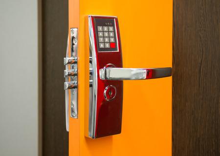 Cerradura de la puerta de seguridad electrónica