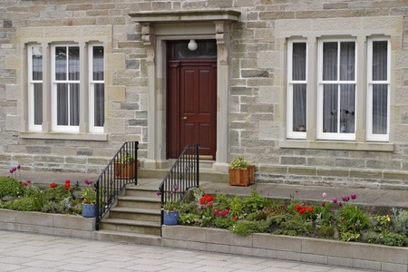 House in Lerwick, Shetland