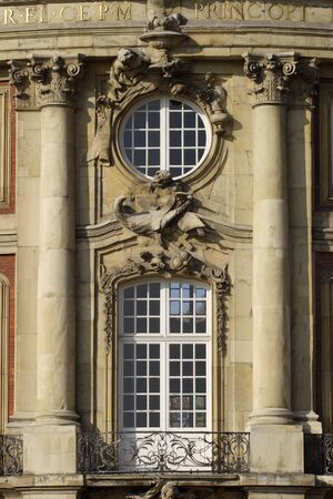 Castle balcony. Stock Photo - 10067617