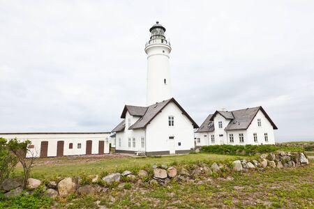 hirtshals: Hirtshals lighthouse, Denmark