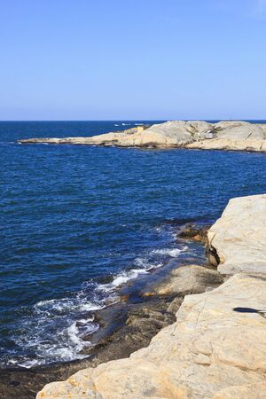 Rocky coast at sea archipelago Stock Photo - 13409269