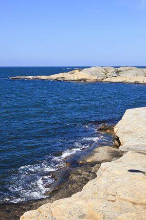 Rocky coast at sea archipelago Stock Photo - 13409269