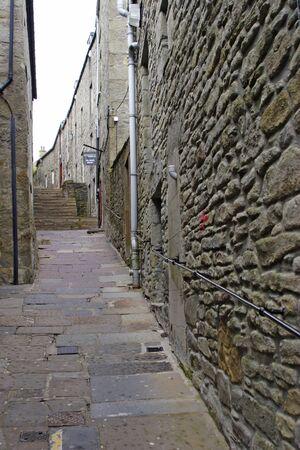 backstreet: Backstreet Lerwik, Shetland