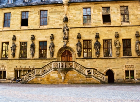 City hall in Osnabr�ck, Germany