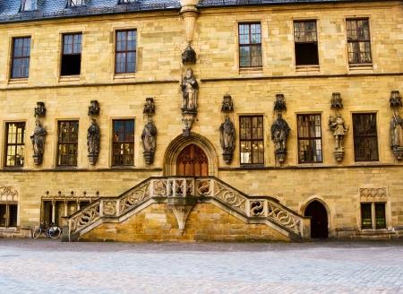 City hall in Osnabrück, Germany