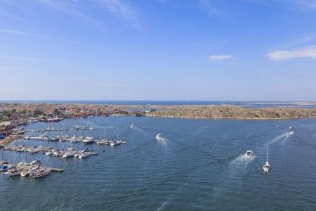 west  coast: West coast archipelago on the swedish west coast