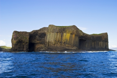 Staffa and Fingal