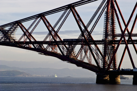 conveyed: Forth Rail Bridge