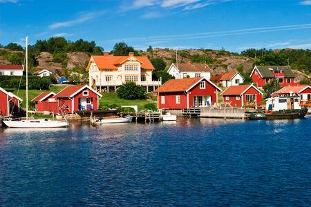 Summer house at the coast