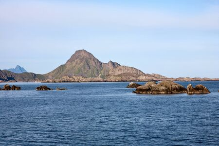 waterscapes: Rocky coast archipelago