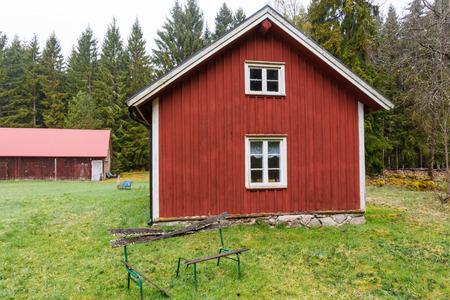 farmstead: Old Forest Farmstead with garden