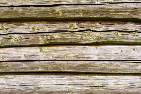 patterned: Patterned old timber wall Stock Photo
