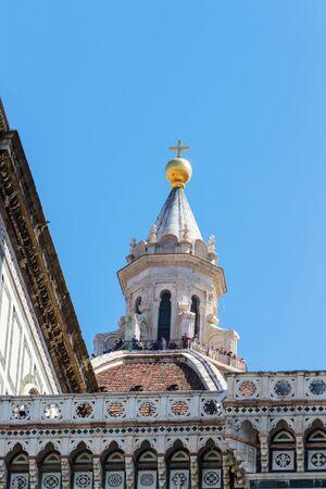 cattedrale: Tower at Cattedrale di Santa Maria del Fiore in Florence