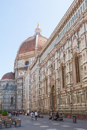 cattedrale: Facade of Cattedrale di Santa Maria del Fiore