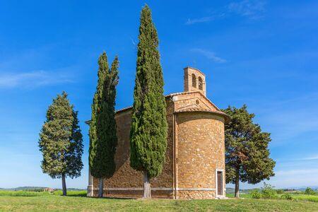 Cappella della Madonna di vita locate in Tuscany, Italy