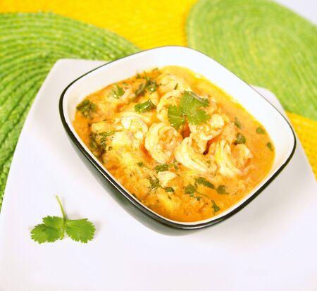 low cal:                         Jumbo shrimp soup
