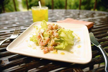 low cal:              Tuna salad starter