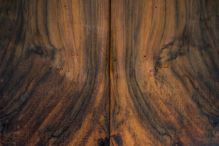 endangered species: Texture of Brazilian Rosewood, Endangered Species of Wild Flora, used as background Stock Photo