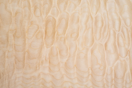 quilted: Texture of Quilted Maple, used as background Stock Photo