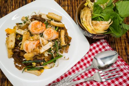 padthai: Delicious Thai stir-fried rice noodles, Pad-Thai is world famous Thai food
