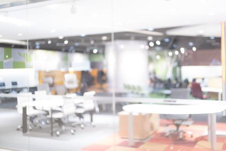Offuscata di ufficio - l'ideale per la presentazione di sfondo. Archivio Fotografico