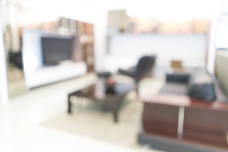 uses: Blurred image of Living room for background uses