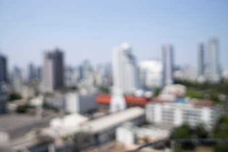 uses: Blurred image of cityscape for background uses.