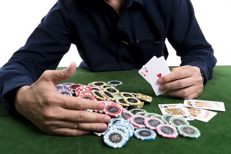 Gambling show hand online biding au