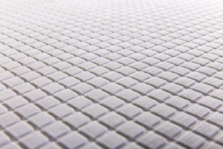 groove: White EVA square groove texture 1
