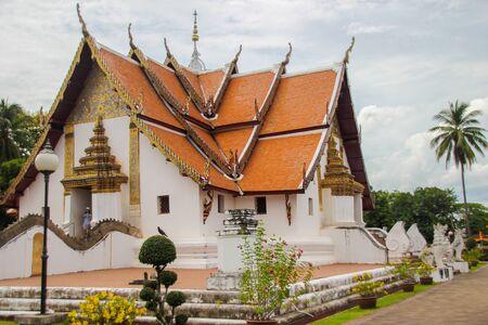 wat phumin temple,nan,thailand Reklamní fotografie